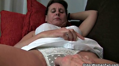 Mature solo, Mature sex