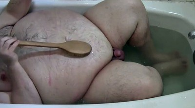 Shower, Chub gay, Small cock gay, Chubs