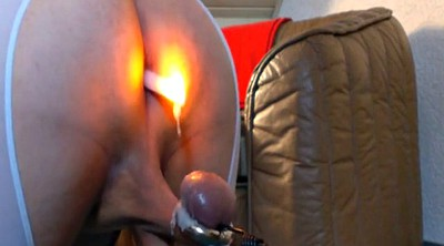 Gay bdsm, Candle