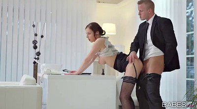 High heels, Seduce, Colleague, Shave, High heeled