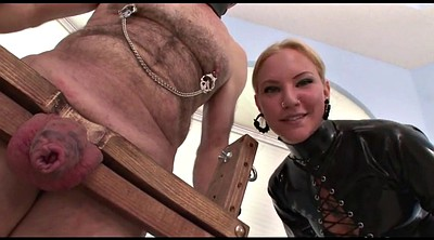Tit torture, Sounding, Tortured