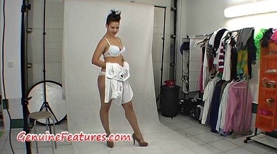 Latex, Dress, Lingerie, Backstage, Behind scene, The