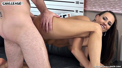 Casting anal, Czech anal casting