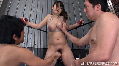 Bondage, Double, Asian bondage, Asian threesome