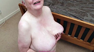 Mature gay, British mature, British granny