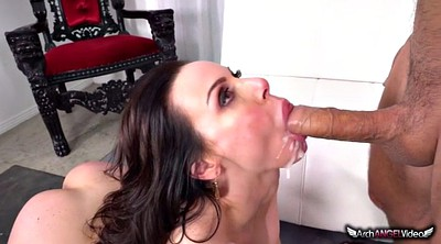Kendra lust, Kendra lust anal, First threesome
