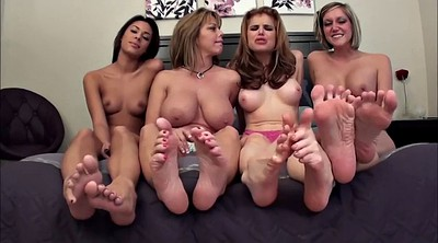 Teen feet, Sole, Threesome foot, Black foot