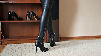 Shoe, Lady, Highheel, Shoes, Changing