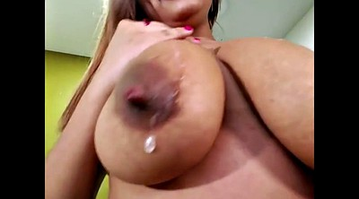 Big nipples, Long nipples, Dripping, Nipple suck