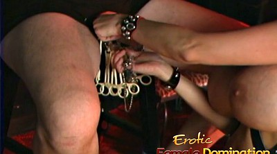 Pussy spank, Dungeon