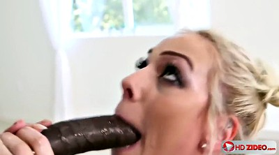 Bbc, Harlow harrison, Throat deep, Bbc deepthroat