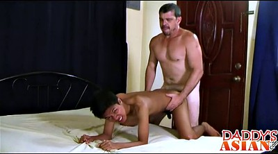 Old gay, Daddy gay, Asian old, Asian young, Asian dad, Old dad