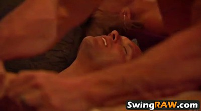 Swingers, Ass gangbang