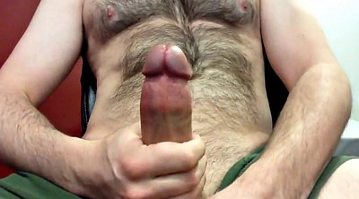 Daddy gay, Gay daddy, Hairy masturbation, This, Hairy gay, Choking