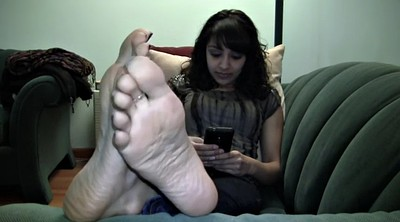 Feet, Indian, Phone