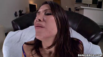 Interracial anal, Cowgirl anal