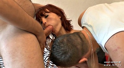 French, Deep anal, Casting anal