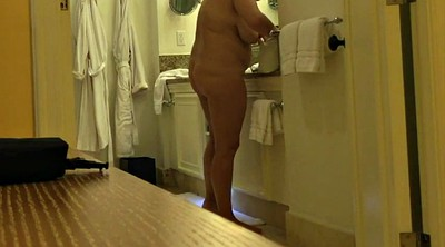 Bathroom, Hidden cam mature, Voyeur mature, Mature hidden