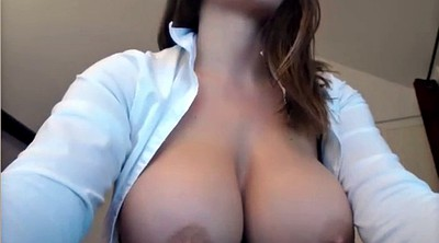 Big nipple, Natural tits milf, Flashing tits