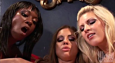 Smoking sex, Lesbians orgasm, Ebony threesome