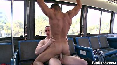 Bus, Fat gay, Bbw gay