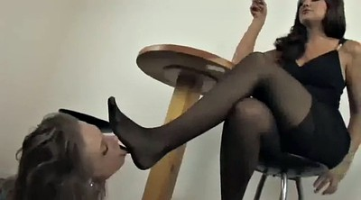 Foot worship, Nylon foot fetish, Foot worship lesbian, Nylon foot worship, Lesbian foot, Mistress t