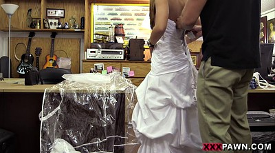 Dress fuck, Bride wedding