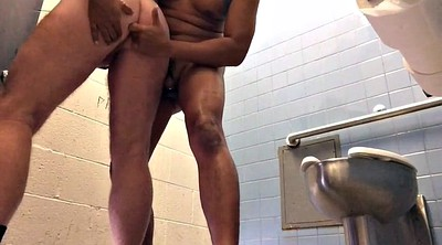 Daddy gay, Bathroom, Young creampie