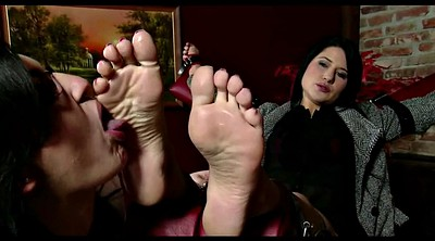 Nylon feet, Foot worship