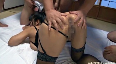Japanese, Asian, Japanese gangbang, Japanese fetish, Asian gangbang