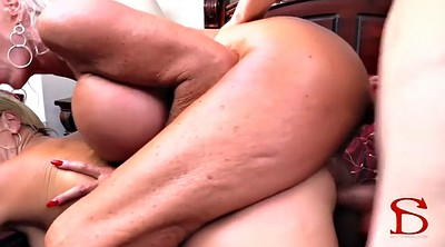 Granny anal, Family, Grandma, Mother son, Mother creampie
