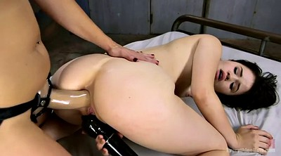 Mistress, Strapon anal, Anal fist, Fisting anal, Angel allwood