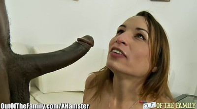 Teen big black cock