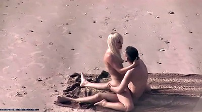 Voyeur, Videos, Beach sex