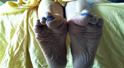 Mature, Mature foot, Sole, Foot sole