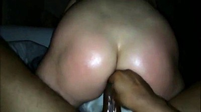 Blacked anal, Lubed, Big anal, Interracial milf anal