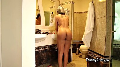 Behind, Tgirl, Behind the scene