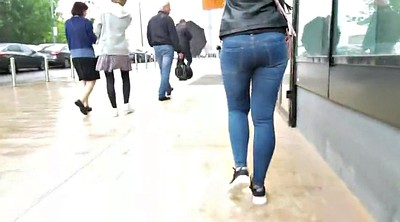 Cam, Under, Big booties, Round ass