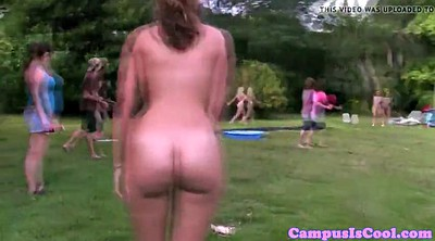 Teens bbc, College party