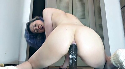 Dildo anal, Amateur anal solo