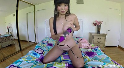 Japanese masturbation, Asian pornstar