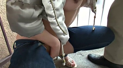 Jeans, Japanese foot, Japanese young, Foot masturbation