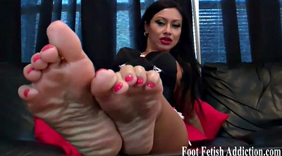Foot, Massage, Sole, Toes