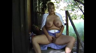 Outdoors, Milf outdoor