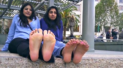 Arabic, Indians, Indian feet, Indian amateur