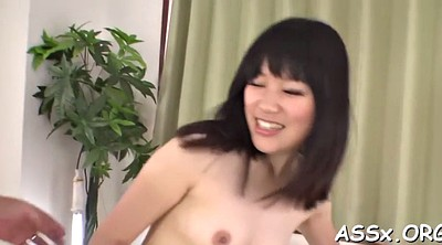 Japanese anal, Asian double