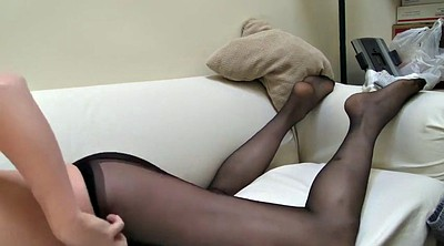 Pantyhose, Black pantyhose, Girl