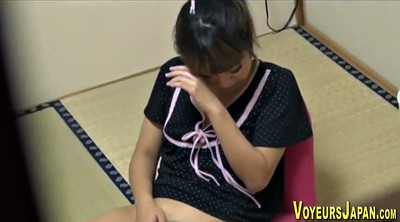 Japanese solo, Solo hairy, Hairy teen