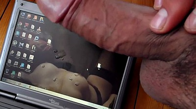 Gay handjob, Tribute