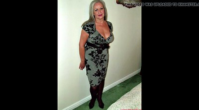 Mature, Jerk off, Mother and, Granny masturbation